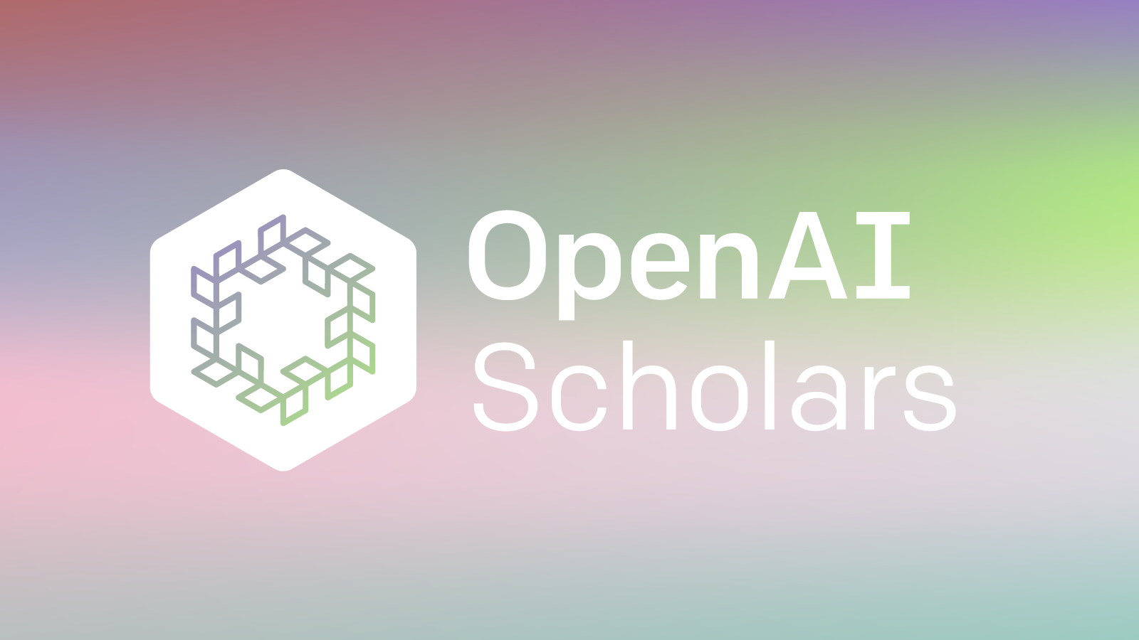 OpenAI Scholars Spring 2020: Final Projects